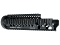 Product detail of Daniel Defense M4 Free Float Tube Handguard Quad Rail AR-15 Aluminum Black