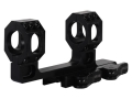 "Product detail of American Defense Recon-H Quick-Release Scope Mount Picatinny-Style with 1"" Rings AR-15 Flat-Top Matte"