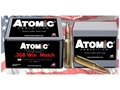 Product detail of Atomic Match Ammunition 308 Winchester 168 Grain Nosler Custom Competition Hollow Point Boat Tail Box of 100