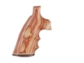 Thumbnail Image: Product detail of Hogue Fancy Hardwood Grips with Accent Stripe, Fi...
