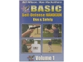 "Product detail of Wilson Combat Video ""Basic Self-Defense Pistol Use & Safety, Volume 1..."