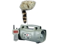 Product detail of FoxPro Prairie Blaster Electronic Predator Call with 100 Digital Sounds Olive Green