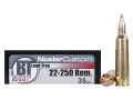 Product detail of Nosler Trophy Grade Ammunition 22-250 Remington 35 Grain Ballistic Ti...