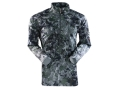 Product detail of Sitka Gear Men's Core Zip-T Long Sleeve Base Layer Shirt