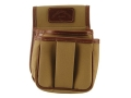 Thumbnail Image: Product detail of Galco Trap & Skeet Shotgun Shell Pouch Canvas Tan