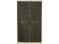 Product detail of NRA Official Action Pistol Targets B-18 50 Yard Rapid Fire Paper Package of 100