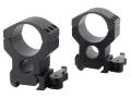 Product detail of Burris 30mm Xtreme Tactical QD Picatinny-Style Rings Matte