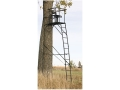 Thumbnail Image: Product detail of Big Game The Infinity Ladder Treestand Steel Black