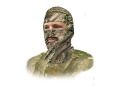 Thumbnail Image: Product detail of Primos Stretch-Fit Full Hood Face Mask Polyester