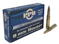 Product detail of Prvi Partizan Ammunition 8x57mm JS Mauser (8mm Mauser) 198 Grain Full Metal Jacket Box of 20