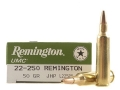 Product detail of Remington UMC Ammunition 22-250 Remington 50 Grain Jacketed Hollow Point