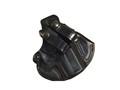 Product detail of DeSantis Cozy Partner Inside the Waistband Holster Right Hand Smith & Wesson M&P Shield Leather Black