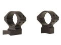 "Product detail of Talley Lightweight 2-Piece Scope Mounts with Integral 1"" Rings Remington 7 Matte Medium"