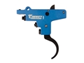 Product detail of Timney Sportsman Rifle Trigger Mauser 93, 94, 95, 96 without Safety 2 lb to 4 lb Blue