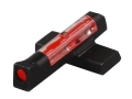 Product detail of HIVIZ Front Sight HK USP Compact 6.2mm Height Steel Fiber Optic Red