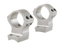 "Product detail of Talley Lightweight 2-Piece Scope Mounts with Integral 1"" Rings Browning X-Bolt Silver High"