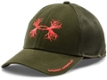 Product detail of Under Armour Antler Mesh Cap Cotton