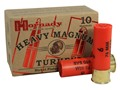 "Product detail of Hornady Heavy Magnum Turkey Ammunition 12 Gauge 3"" 1-1/2 oz #6 Nickel..."