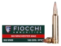 Product detail of Fiocchi Shooting Dynamics Ammunition 300 Winchester Magnum 180 Grain Hornady InterLock Boat Tail Box of 20