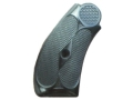 Product detail of Vintage Gun Grips Merwin Hulbert Top Break 38 Caliber Checkered Polymer Black