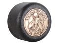 Product detail of ASP Tactical Logo Baton Cap Certified Logo Cap 4140 Steel with Brass Emblem Black