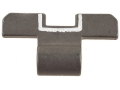 "Product detail of Smith & Wesson Rear Sight Blade .101"" White Outline J-Frame"