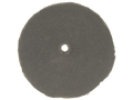 "Product detail of Cratex Abrasive Wheel Flat Edge 7/8"" Diameter 1/8"" Thick 1/16"" Arbor Hole Extra Fine Bag of 20"