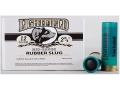 "Product detail of Lightfield Wildlife Control Less Lethal Ammunition 12 Gauge 2-3/4"" Mid-Range Rubber Slug Box of 5"