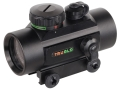 Product detail of TRUGLO Red Dot Sight 30mm Tube 1x 5 MOA Red and Green Dot Reticle with Integral Weaver-Style Base Matte