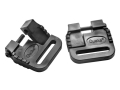 "Product detail of Quake Hush Stalker 2 1"" Sling Swivels (1 Pair)"