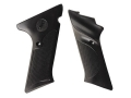 Product detail of Vintage Gun Grips Colt Woodsman Late Model 22 Long Rifle with Thumbrest Polymer Black