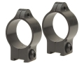 "Thumbnail Image: Product detail of Talley 1"" Ring Mounts CZ Rimfire Matte"