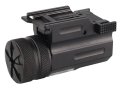 Product detail of NcStar 5mw Ultra Compact Green Laser Sight with Integral Quick Releas...