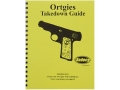 "Product detail of Radocy Takedown Guide ""Ortgies"""