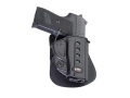 Product detail of Fobus Evolution Roto Paddle Holster Right Hand Sig Sauer P239 9mm, S&W Sigma 380, SW380, SW9 Polymer Black
