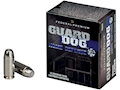 Product detail of Federal Premium Guard Dog Home Defense Ammunition 9mm Luger 105 Grain Expanding Full Metal Jacket Box of 20