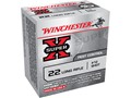 Product detail of Winchester Super-X Ammunition 22 Long Rifle 25 Grain #12 Shot Shotshell