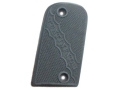 Product detail of Vintage Gun Grips Continental 25 ACP Hammerless Double Screw Polymer Black