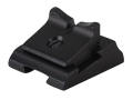 Thumbnail Image: Product detail of Williams Rear Sight Blade U Notch Aluminum Black