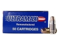 Product detail of Ultramax Remanufactured Ammunition 357 Sig 125 Grain Full Metal Jacket