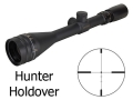 Product detail of Sightron SII Rifle Scope 4.5-14x 42mm Hunter Holdover Reticle Matte