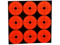 "Product detail of Birchwood Casey Target Spots 2"" Fluorescent Red Package of 90"