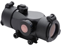 Product detail of TRUGLO Triton Red Dot Sight 5 MOA Dot Red, Green and Blue with Pressure Switch and Integral Weaver-Style Mount Matte