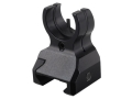 Product detail of HK Detachable Fixed Front Sight AR-15, MR-556 Handguard Height Aluminum Matte