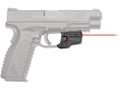 Product detail of Crimson Trace Defender Series Accu-Guard Laser Springfield XD, XDM Polymer Black