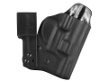 Product detail of Blade-Tech UCH Inside the Waistband Holster Right Hand Ruger LCR Kydex Black