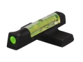Product detail of HIVIZ Front Sight HK USP Compact 6.2mm Height Steel Fiber Optic Green
