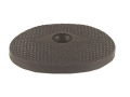 "Product detail of Vintage Gun Grip Cap Checkered 1"" x 2"" Polymer Black"