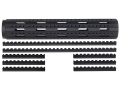 Product detail of Advanced Technology Free Float Handguard 8-Rail AR-15 Rifle Length with Combo Rail Package Aluminum Black