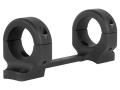 "Product detail of DNZ Products Game Reaper 1-Piece Scope Base with 1"" Integral Rings Browning X-Bolt Short Action Matte Low"